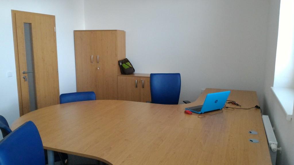 Naše kancelář